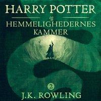 Harry Potter og Hemmelighedernes Kammer lydbog