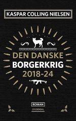 Den Danske Borgerkrig 2018-24 lydbog