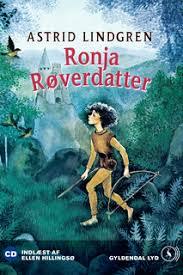 Ronja Røverdatter Lydbog