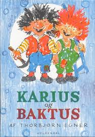 Karius og Baktus Lydbog