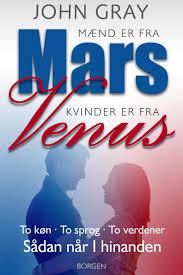 Mænd er fra Mars, Kvinder er fra Venus Lydbog