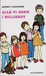 Alle vi børn i Bulderby Lydbog