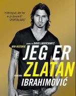 Jeg er Zlatan Lydbog