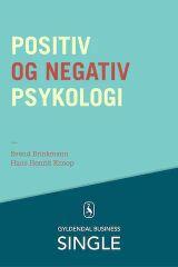 Positiv og negativ psykologi lydbog